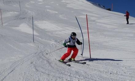 Jugendskirennen der Schule Andermatt 2014