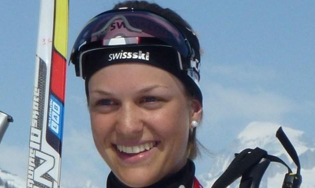 Andermatterin gewinnt den Alpencup