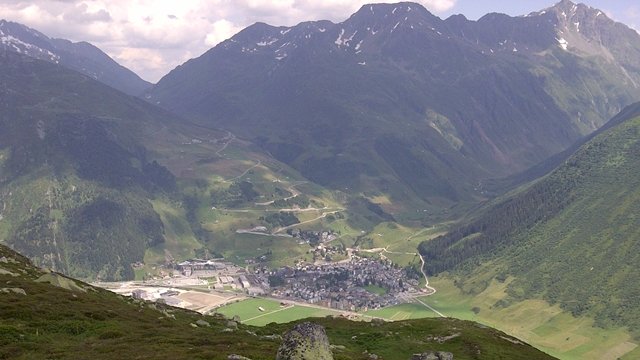Bald eine Jugendherberge in Andermatt?