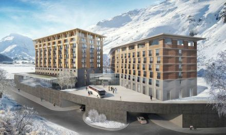 Startschuss für zweites Hotel mit Hallenbad gefallen