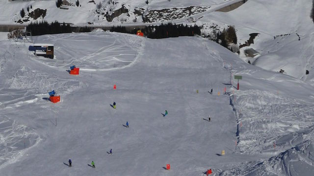 Skisaison 2014/15 gestartet in Andermatt