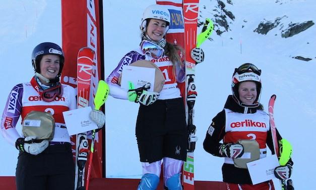 2. Damen Fis-Slalom in Andermatt
