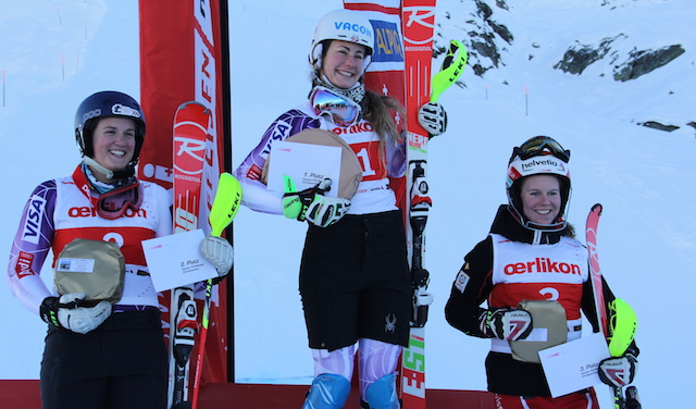 2. Damen Fis-Slalom in Andermatt