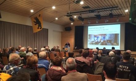 Dialog der Andermatt Swiss Alps mit Andermatter Bevölkerung