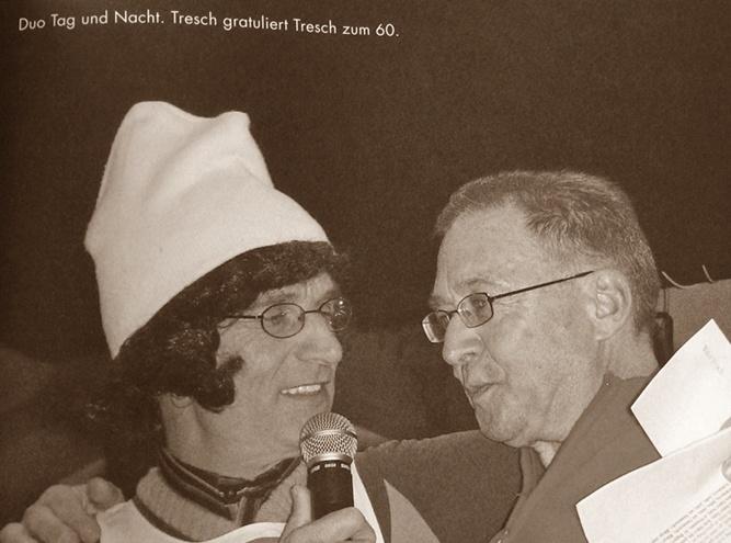 """Wie der """"andere"""" Walter Tresch den Skizirkus prägte"""