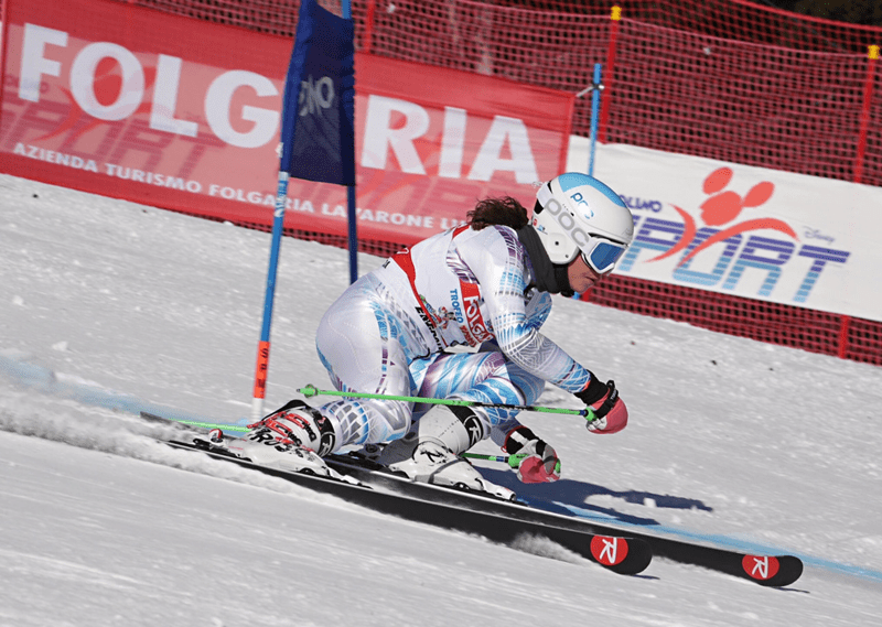 Internationales Jugendskirennen in Samnaun/Ischgl – Leonie Zopp und Eliane Christen top