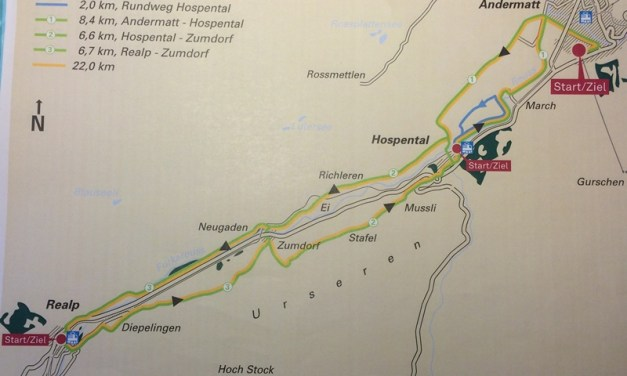 Helsana Trail Eröffnung in Realp am 13. Juni 2015 mit Walking Dancing – Grill and Chill