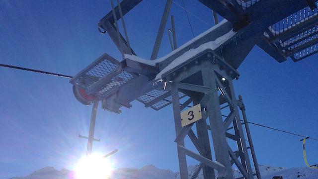 Spatenstich für die Skigebietserweiterung Andermatt-Sedrun