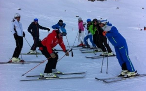 Skilehrer Fortbildungskurs in Andermatt