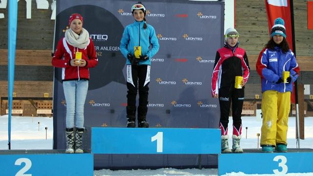 Stürmische Biathlonwettkämpfe im Schwarzwald