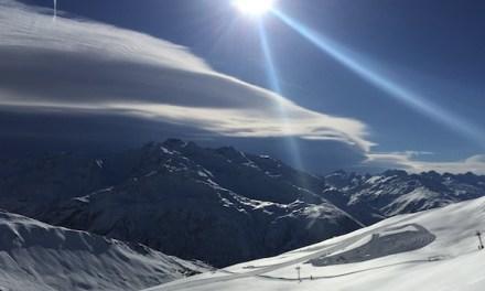 Die Skisaison in der Schweiz wird immer kürzer