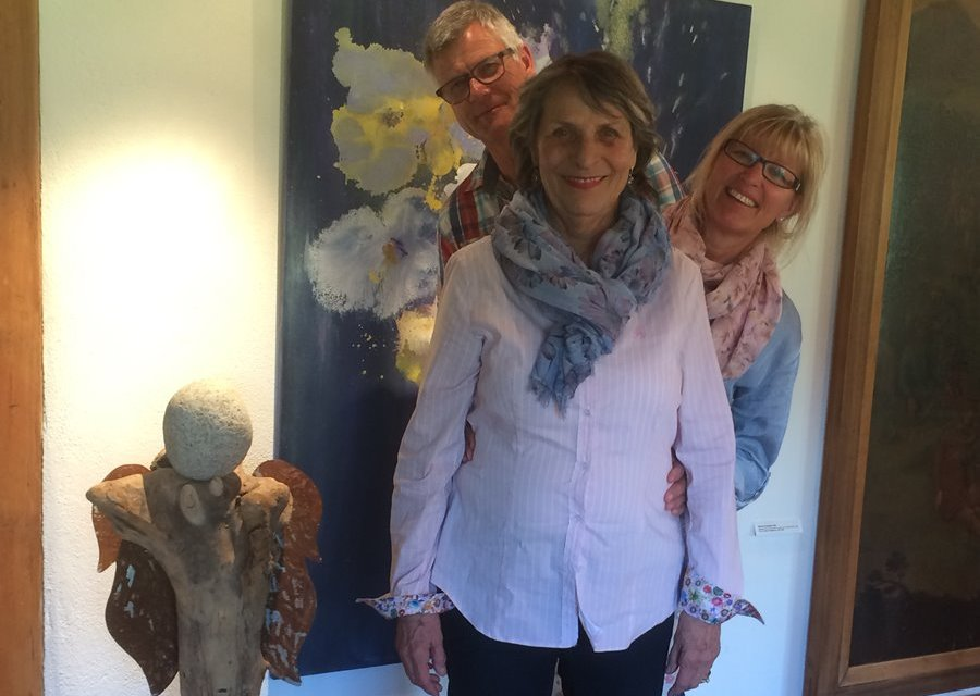 Urschner Künstler stellen im Schloss A Pro aus