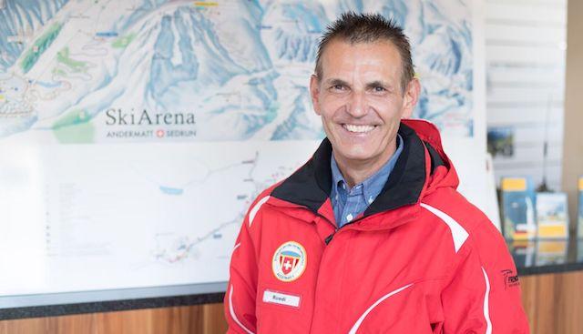 Ruedi Baumann wird neuer Skischulleiter