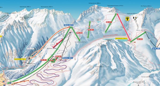 Skifahren in Andermatt neu ab 37 Franken Januar-Special mit Tageskarten für 10 Franken
