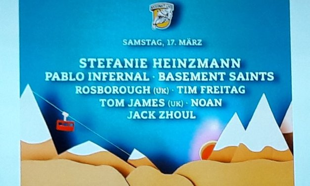 Der Countdown läuft – zum 4. Mal AndermattLive mit dabei Stefanie Heinzmann