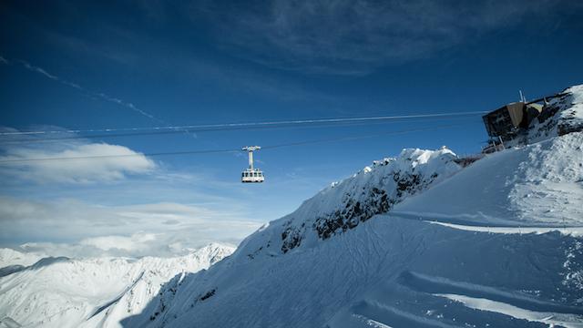 Saisonfinale in der SkiArena Andermatt-Sedrun
