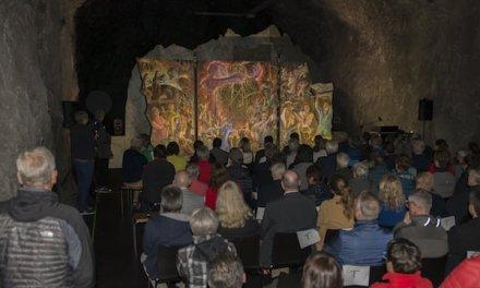 BILDMASCHINE GOTTHARD – DAS REDUIT Weltpremiere eines Monumentalwerks