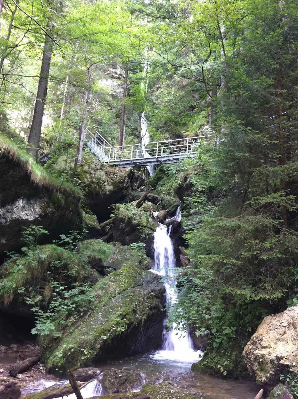 Hinanger Wasserfälle