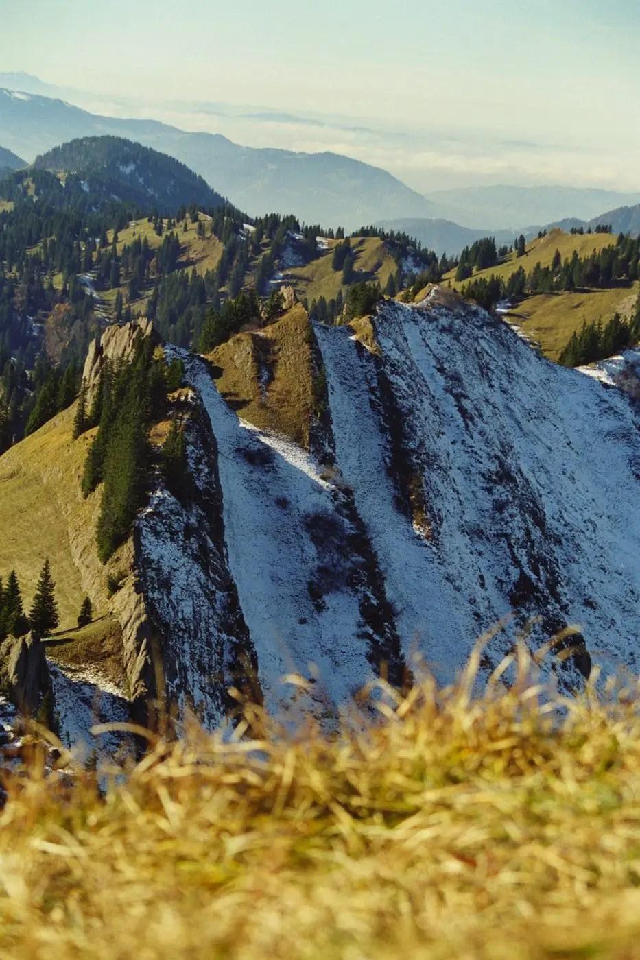 Auf dem Gipfel des Siplinger