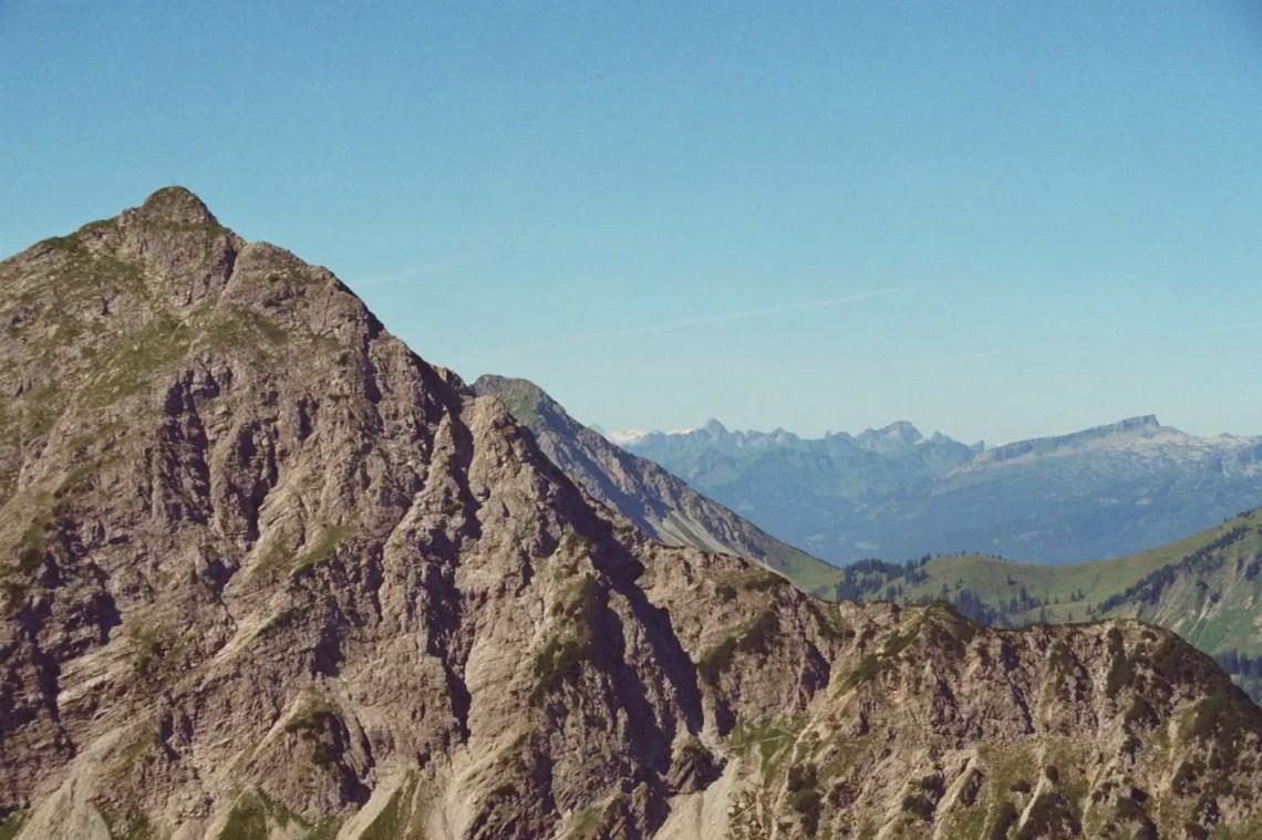 Rotspitz Gipfel