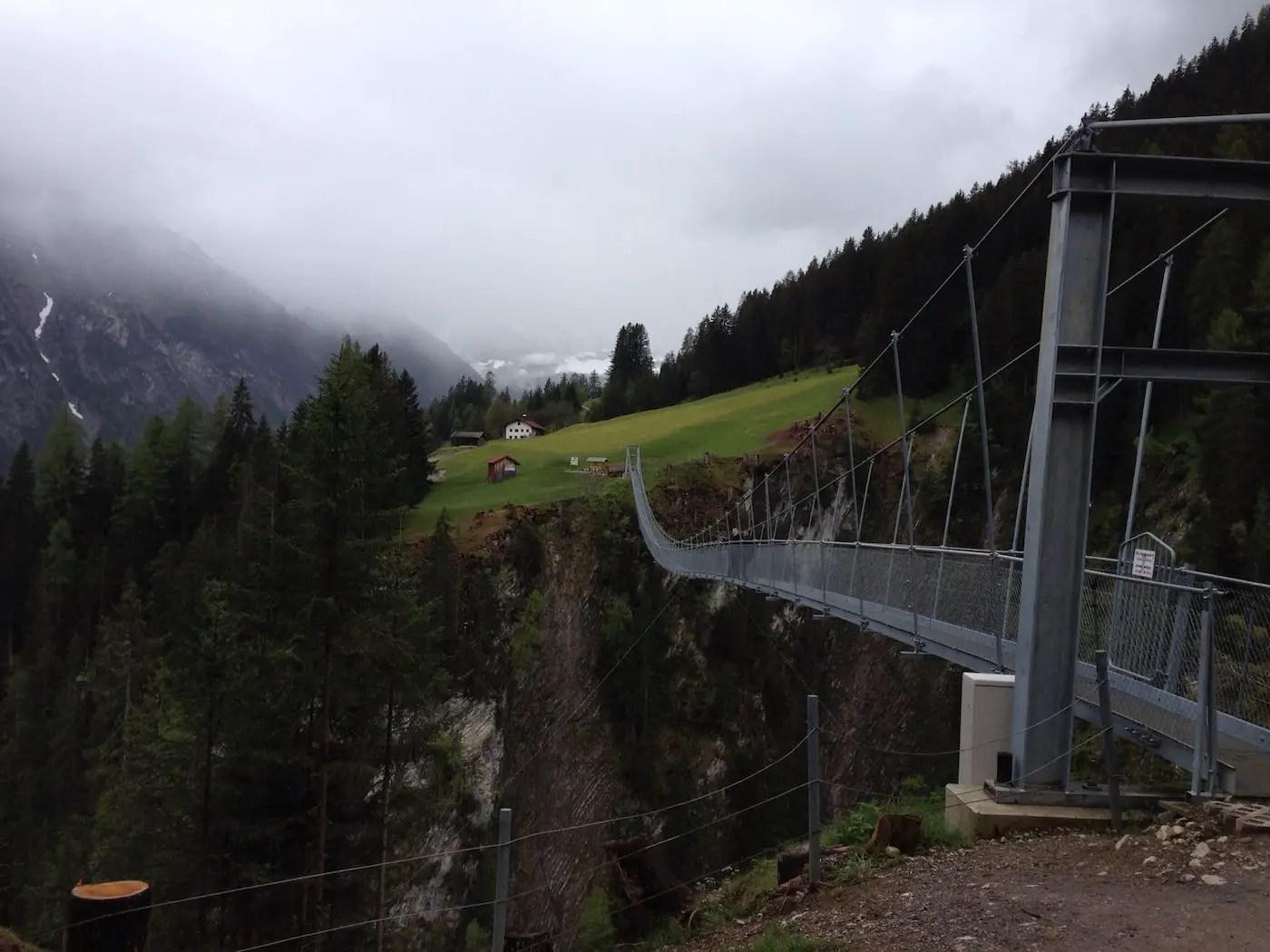Durch die Höhenbachschlucht