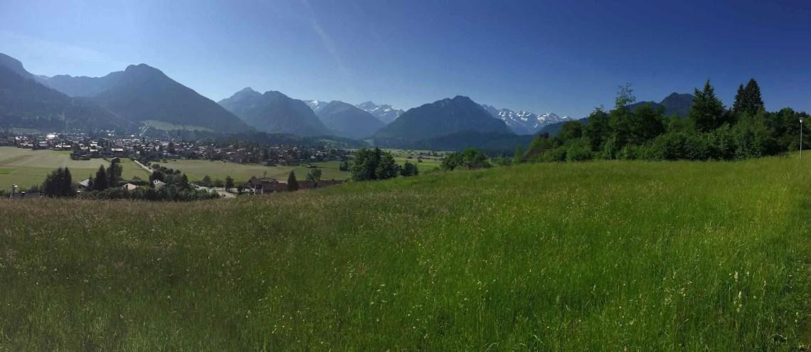 Startort Oberstdorf
