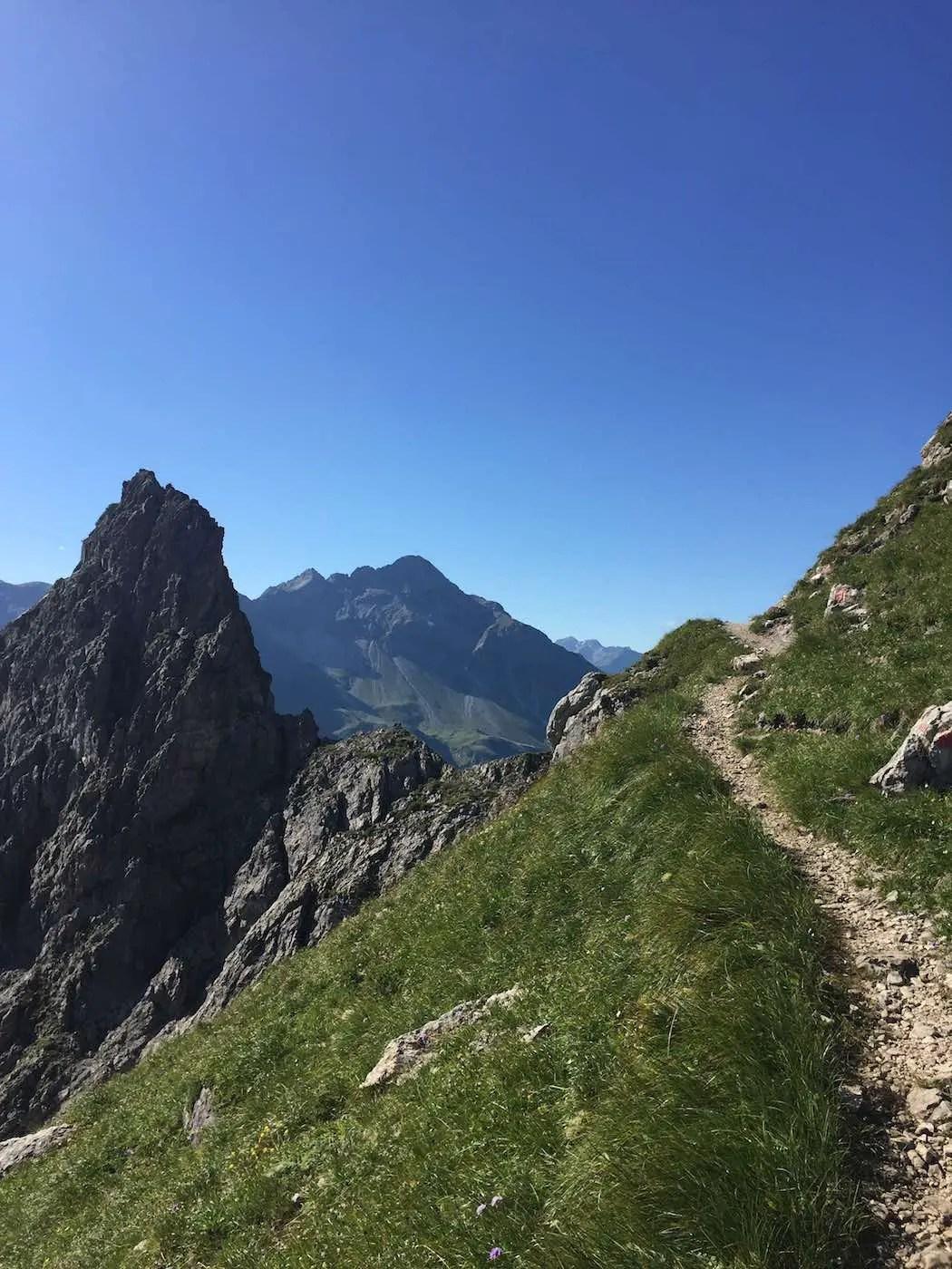 Auf dem Krumbacher Höhenweg