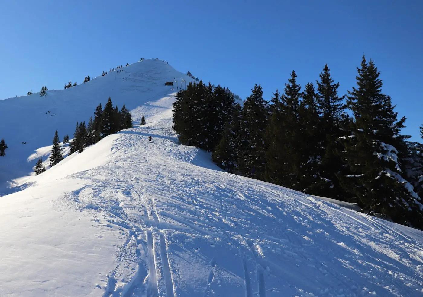Erste Skitour des Jahres auf den Grünten