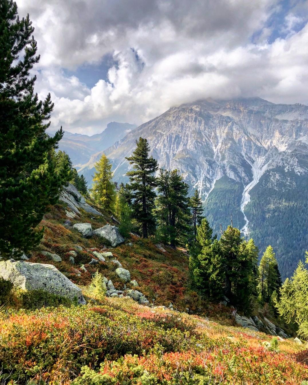Wanderung_Surettasee_Bergwelt