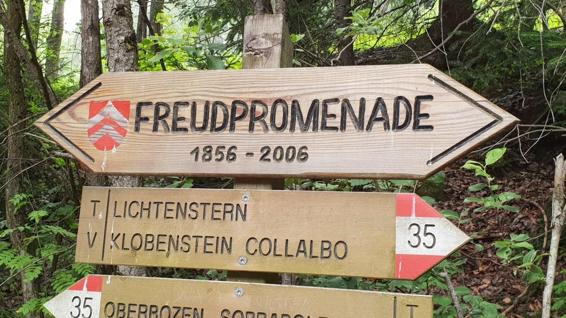 Von Oberbozen nach Klobenstein