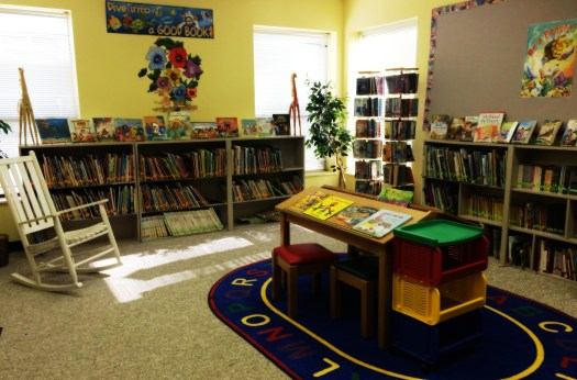 Bering Drive Children's Library