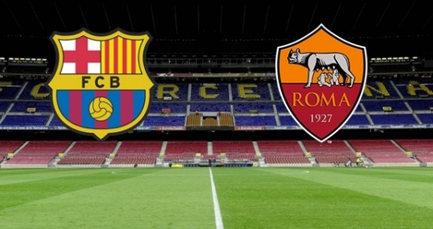 Barcelona-vs-AS-Roma