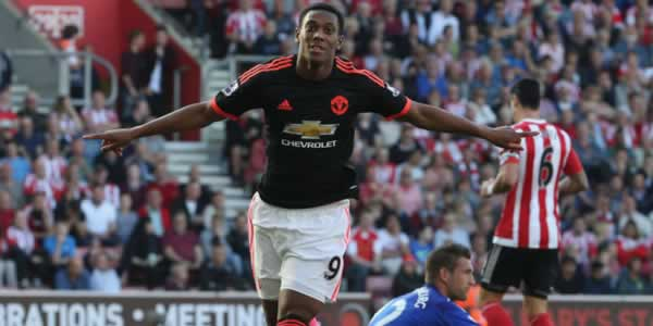 Anthony-Martial-Selebrasi