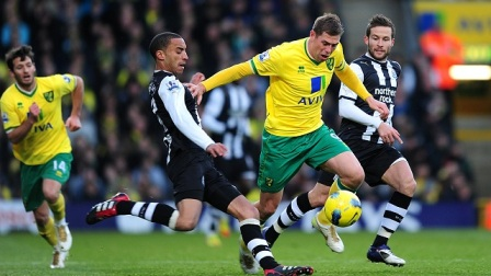 Prediksi Newcastle United vs Norwich City