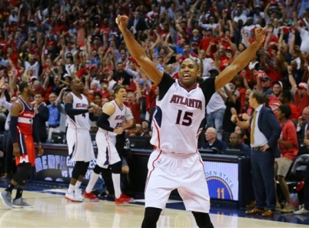 Pemain Forward Atlanta Hawks Al Horford