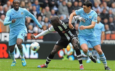 Prediksi Newcastle vs Manchester City