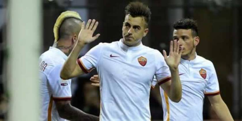 stephan-el-shaarawy-AC-milanvs-AS-roma