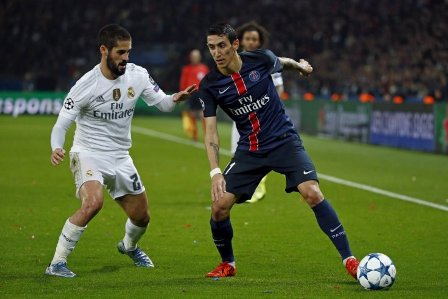 Prediksi Real Madrid vs Paris Saint Germain