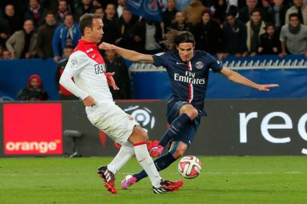 Prediksi AS Monaco vs Paris Saint Germain