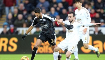 Prediksi Leicester City vs Swansea City