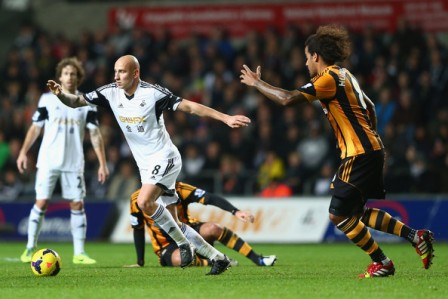 Prediksi Swansea City vs Hull City