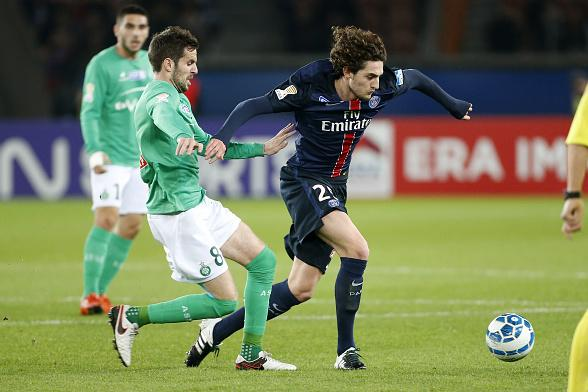 Prediksi AS Saint Etienne Vs Paris Saint Germain