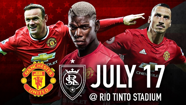 Prediksi Real Salt Lake Vs Manchester United
