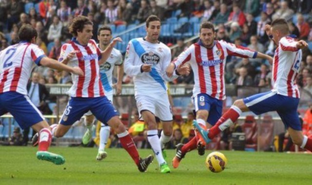 Prediksi Atletico Madrid Vs Deportivo La Coruna 02 April 2018