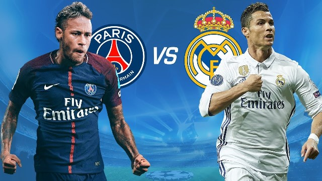 Prediksi Paris Saint Germain Vs Real Madrid