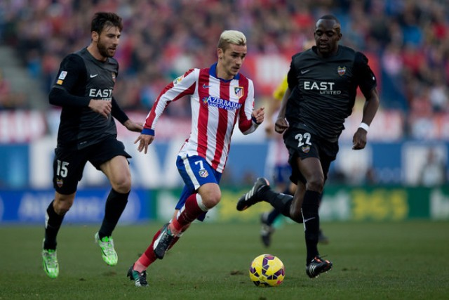 Prediksi Atletico Madrid Vs Levante 13 Januari 2019
