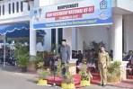 Wakil Bupati Bone Jadi Inspektur Upacara HKN