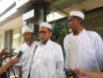 Penasihat Hukum Zulkifli Gani Otto, Faisal Silenang memberikan keterangan pers