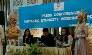 Dalton Makassar Gelar Fantastic Ethnicity Wedding Expo 2019
