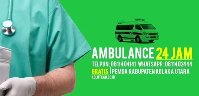 ambulans-gratis-24-jam-kolaka-utara